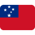 🇼🇸 Samoa Flag Emoji on Twitter Platform