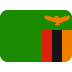 🇿🇲 flag: Zambia Emoji on Twitter Platform