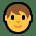 🧑 person Emoji on Windows Platform
