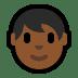 🧑🏾 person: medium-dark skin tone Emoji on Windows Platform