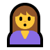 🙎‍♀️ woman pouting Emoji on Windows Platform