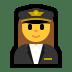 👩✈️ woman pilot Emoji on Windows Platform