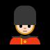 💂🏻 guard: light skin tone Emoji on Windows Platform