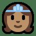 👸🏽 princess: medium skin tone Emoji on Windows Platform