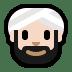 👳🏻 person wearing turban: light skin tone Emoji on Windows Platform