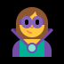 🦹 supervillain Emoji on Windows Platform