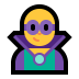 🦹‍♂️ man supervillain Emoji on Windows Platform