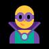 🦹♂️ man supervillain Emoji on Windows Platform