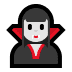 🧛‍♀️ woman vampire Emoji on Windows Platform