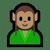 🧝🏽 Medium Skin Tone Elf Emoji on Windows Platform