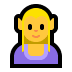 🧝‍♀️ woman elf Emoji on Windows Platform
