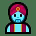 🧞 genie Emoji on Windows Platform