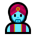 🧞‍♂️ man genie Emoji on Windows Platform