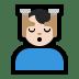 💆🏻♂️ Light Skin Tone Man Getting Massage Emoji on Windows Platform