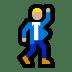 🕺🏼 Medium Light Skin Tone Man Dancing Emoji on Windows Platform