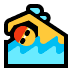 🏊♂️ man swimming Emoji on Windows Platform