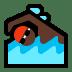 🏊🏿♂️ man swimming: dark skin tone Emoji on Windows Platform