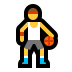 ⛹️ person bouncing ball Emoji on Windows Platform