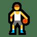⛹️ Person Bouncing Ball Emoji on Windows Platform