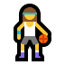 ⛹️‍♀️ woman bouncing ball Emoji on Windows Platform