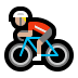 🚴🏼‍♂️ Medium Light Skin Tone Man Biking Emoji on Windows Platform