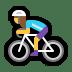 🚴♀️ woman biking Emoji on Windows Platform