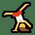 🤸♀️ woman cartwheeling Emoji on Windows Platform