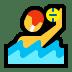 🤽 Person Playing Water Polo Emoji on Windows Platform