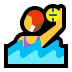 🤽‍♀️ Woman Playing Water Polo Emoji on Windows Platform
