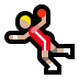 🤾🏼 person playing handball: medium-light skin tone Emoji on Windows Platform