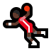 🤾🏿 person playing handball: dark skin tone Emoji on Windows Platform