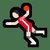 🤾🏻♂️ man playing handball: light skin tone Emoji on Windows Platform