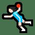 🤾🏻♀️ woman playing handball: light skin tone Emoji on Windows Platform