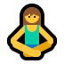 🧘♀️ Woman In Lotus Position Emoji on Windows Platform