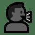 🗣️ Speaking Head Emoji on Windows Platform