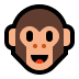 🐵 Monkey Face Emoji on Windows Platform