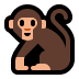 🐒 monkey Emoji on Windows Platform