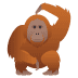 🦧 Orangutan Emoji on Windows Platform