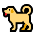 🐕 dog Emoji on Windows Platform