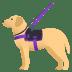 🦮 guide dog Emoji on Windows Platform