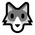 🐺 wolf Emoji on Windows Platform