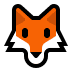 🦊 Fox Emoji on Windows Platform