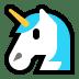 🦄 unicorn Emoji on Windows Platform