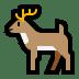 🦌 Deer Emoji on Windows Platform