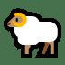 🐏 ram Emoji on Windows Platform