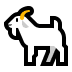 🐐 goat Emoji on Windows Platform