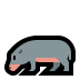 🦛 hippopotamus Emoji on Windows Platform