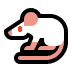 🐁 mouse Emoji on Windows Platform