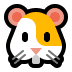 🐹 hamster Emoji on Windows Platform