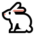🐇 rabbit Emoji on Windows Platform